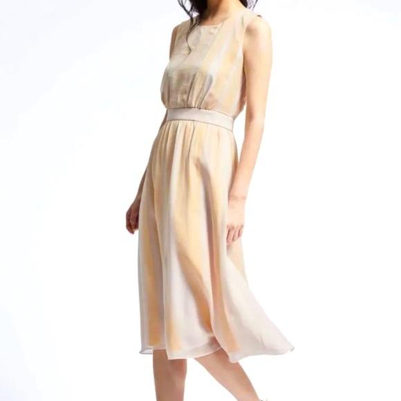 Banana Republic Silk Dress, 8